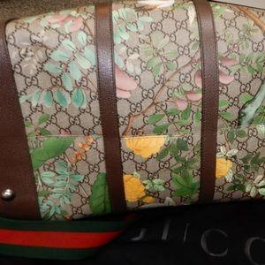 Gucci Bags - Gucci Tian Bloom Duffel NWOT